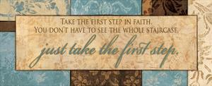 Take the First Step by Piper Ballantyne
