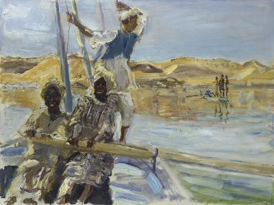 Pirates, 1914-Max Slevogt-Giclee Print