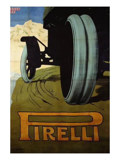 Pirelli, c.1920--Giclee Print