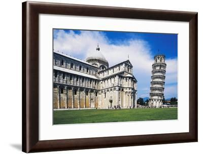 Pisa Cathedral--Framed Photographic Print