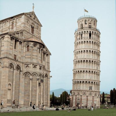 Pisa Tower #1-Alan Blaustein-Photographic Print