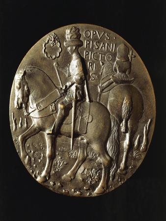 Medal in Memory of Giovanni Francesco Gonzaga
