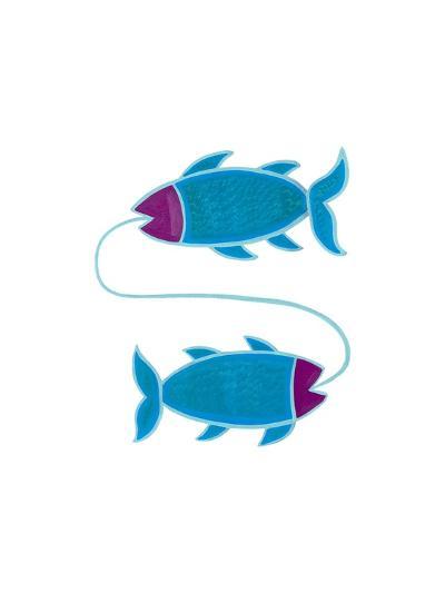 Pisces, 2009-Cristina Rodriguez-Giclee Print