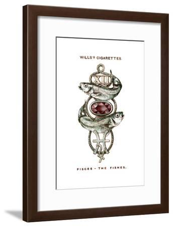 Pisces, the Fishes, 1923--Framed Giclee Print