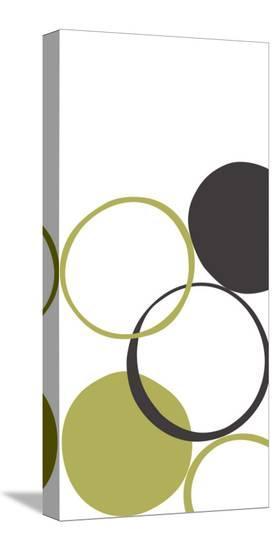 Pistachio III-Denise Duplock-Stretched Canvas Print