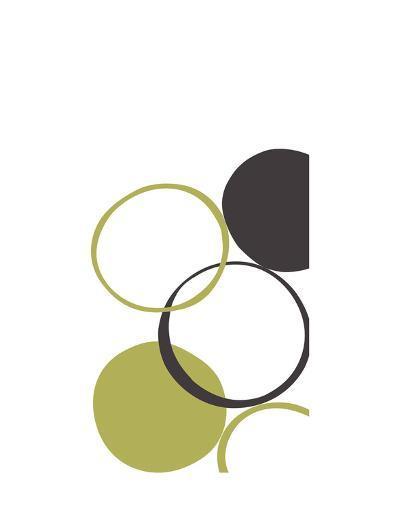 Pistachio III-Denise Duplock-Art Print