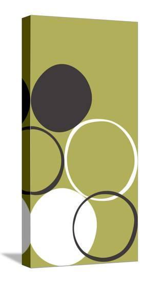 Pistachio IV-Denise Duplock-Stretched Canvas Print