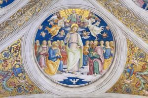 Christ as Sol Iustitiae, 1508 by Pisticci Painter
