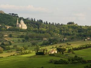 Montepulciano, Val D'Orcia, Siena Province, Tuscany, Italy, Europe by Pitamitz Sergio