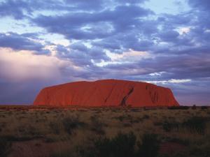 Uluru, Uluru-Kata Tjuta National Park, Northern Territory, Australia, Pacific by Pitamitz Sergio
