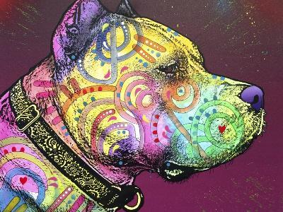 Pitbull Soul-Dean Russo-Giclee Print