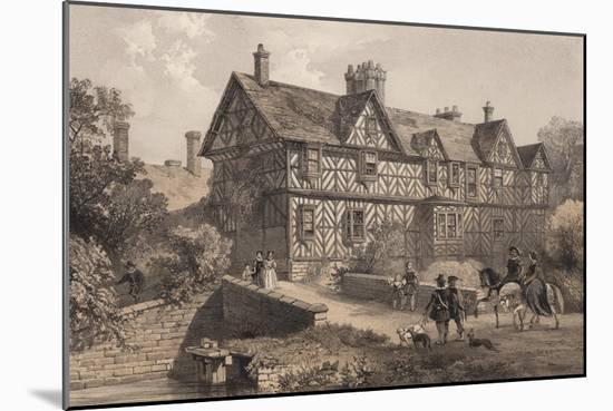 Pitchford Hall, Shropshire-Frederick William Hulme-Mounted Giclee Print