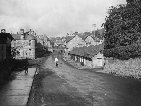 Pitlochry--Photographic Print