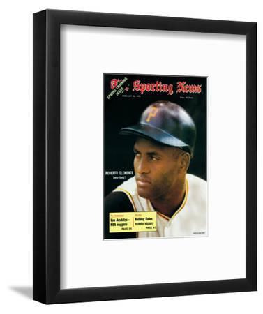 Pittsburgh Pirates RF Roberto Clemente - February 28, 1970