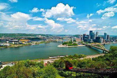 Pittsburgh-Ida C. Shum-Photographic Print