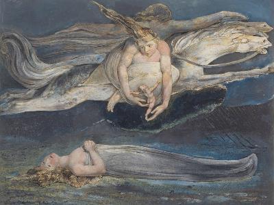 Pity-William Blake-Giclee Print