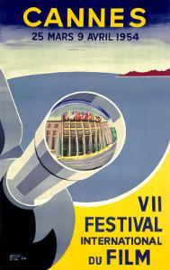Cannes, VII Festival International du Film, 1954 by Piva