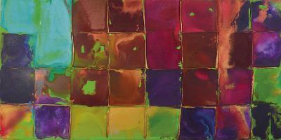 Pixel I-Caroline Ashwood-Giclee Print