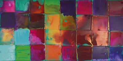 Pixel II-Caroline Ashwood-Giclee Print