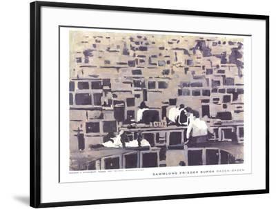 Pixelpark-Heribert Ottersbach-Framed Art Print