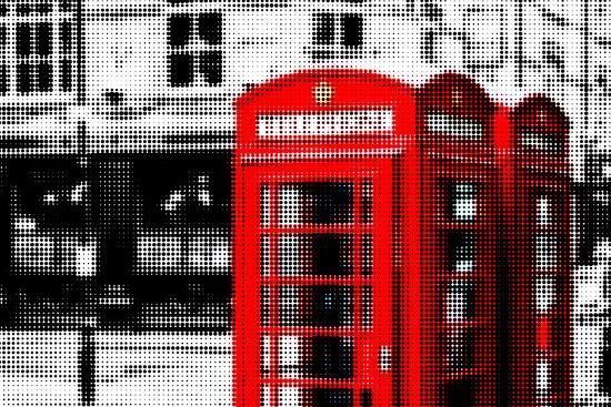 Pixels Print Series-Philippe Hugonnard-Photographic Print