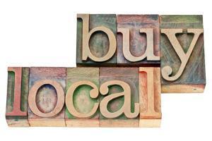 Buy Local by PixelsAway