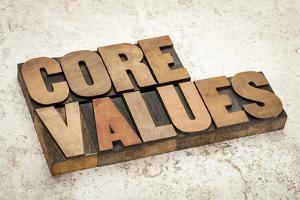 Core Values by PixelsAway