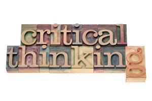Critical Thinking by PixelsAway