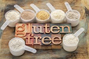 Measuring Scoops of Gluten Free Flours by PixelsAway