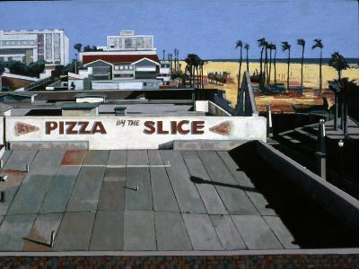 Pizza by the Slice, 2002-Peter Wilson-Giclee Print