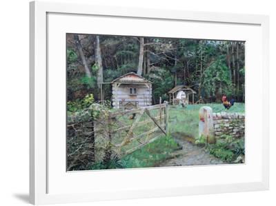 Pizza Hut, Beeley, Derbyshire, 2004-Trevor Neal-Framed Giclee Print