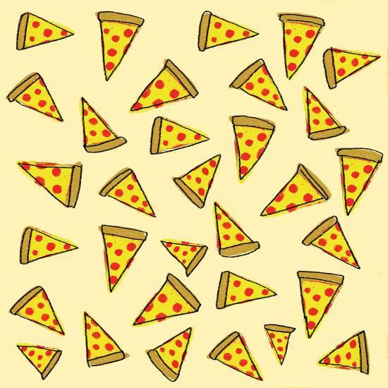 Pizza Party-Leah Flores-Art Print