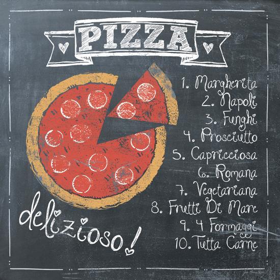 Pizza-Jo Moulton-Art Print