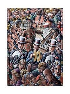 Big Band by PJ Crook