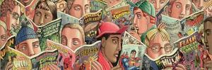 Comic Strip by PJ Crook