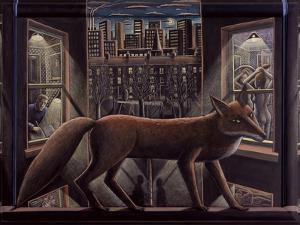 Fox, 2015 by PJ Crook