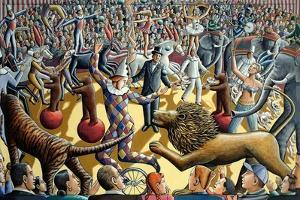 Grand Parade, 2004 by PJ Crook