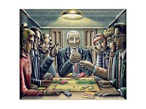 Monopoly by PJ Crook
