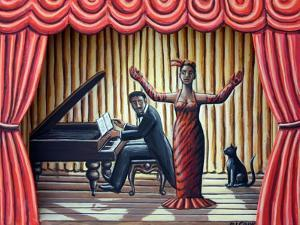 QUINTET CACOPHONY by PJ Crook