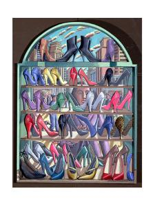 Shoe Shop by PJ Crook