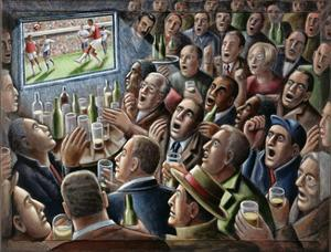 The Adoration, 2006 by PJ Crook