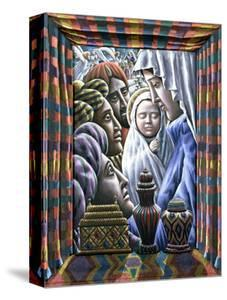 The Adoration of the Magi by PJ Crook