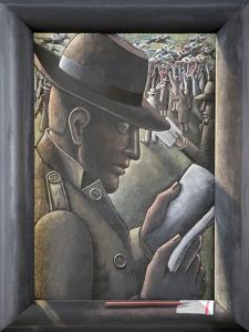 THE TRAINER, 2014 by PJ Crook