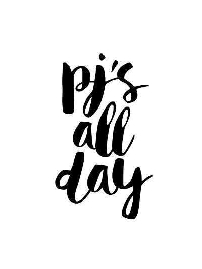 PJs All Day-Brett Wilson-Art Print