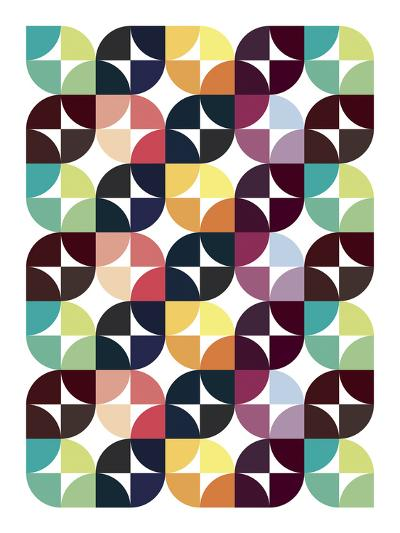 Place de Clichy-Gary Andrew Clarke-Giclee Print
