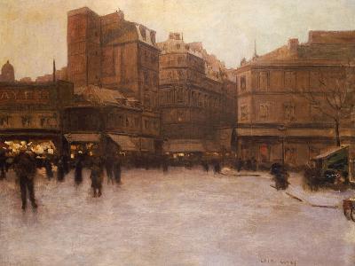 Place Du Delta-Luigi Loir-Giclee Print