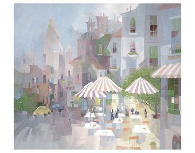 Place du Tertre-Albert Swayhoover-Art Print