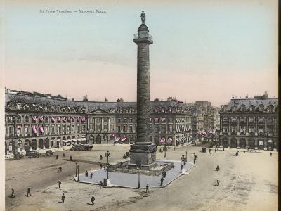 Place Vendome--Photographic Print
