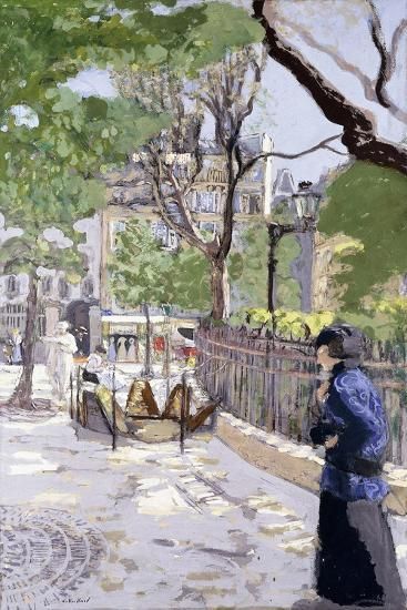 Place Vintimille. Ca. 1915--Giclee Print