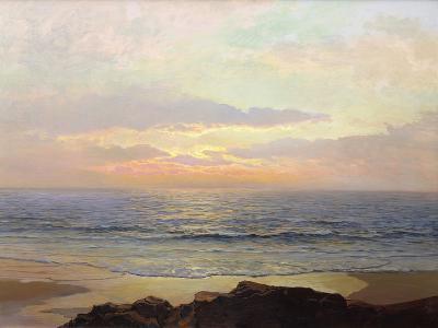 Placid Sunset-Frederick Judd Waugh-Giclee Print